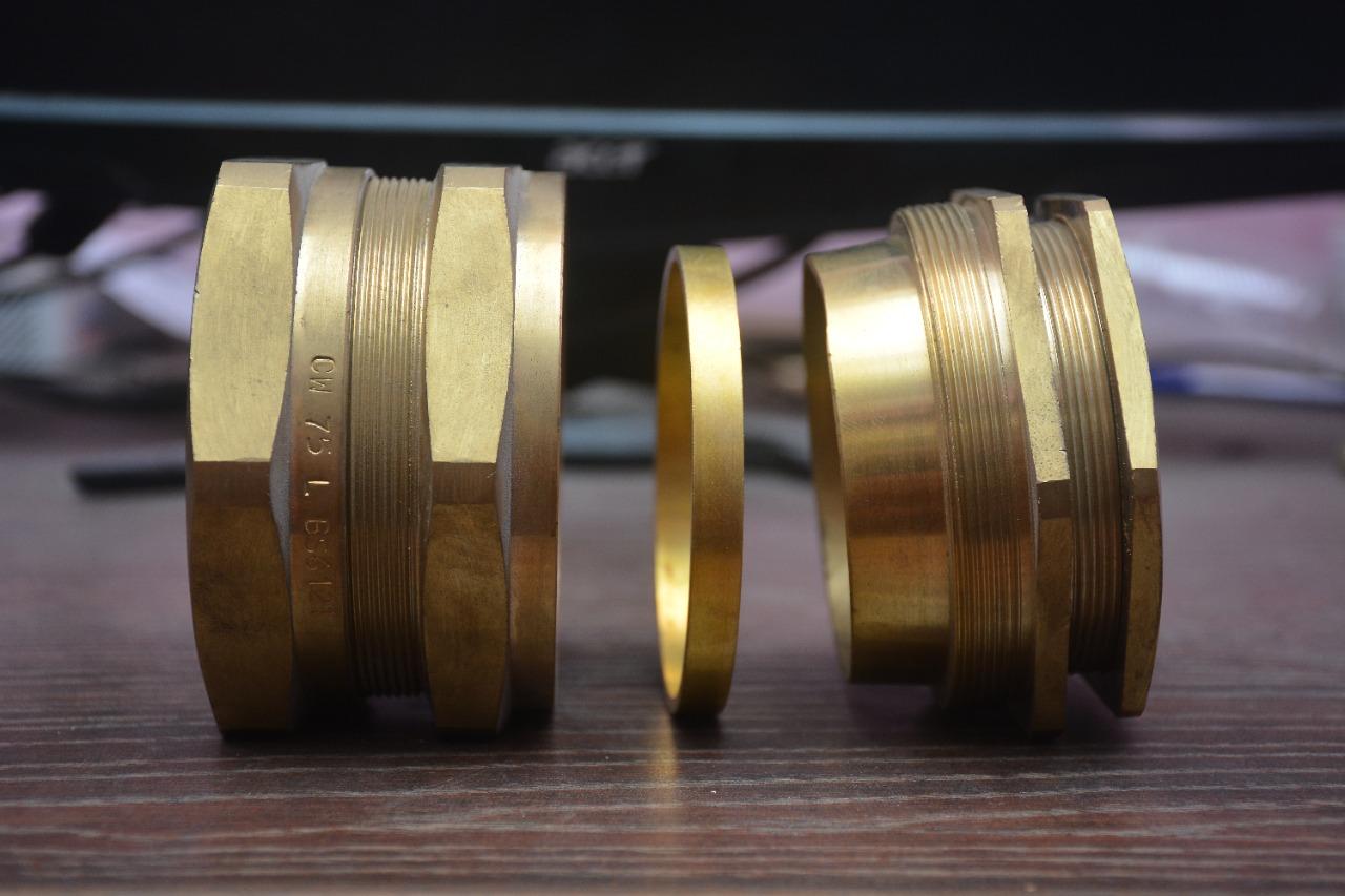 Brass CW