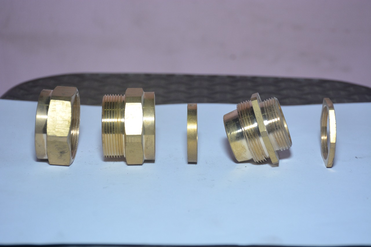 Brass CW special