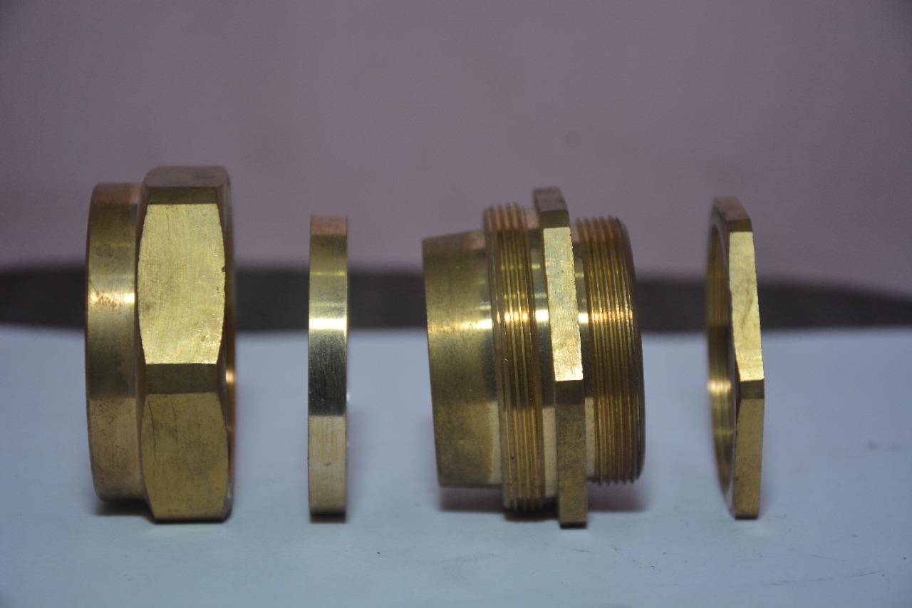 Brass bw 4 part
