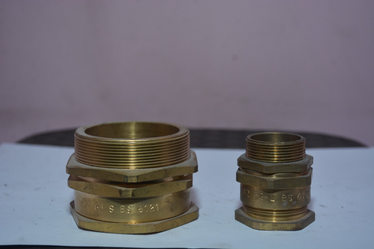 Brass A2 without degree