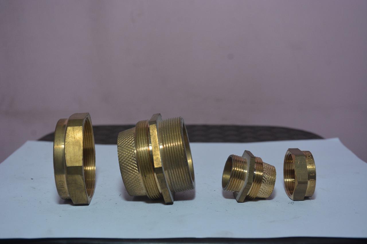 Brass BW 2 Parts